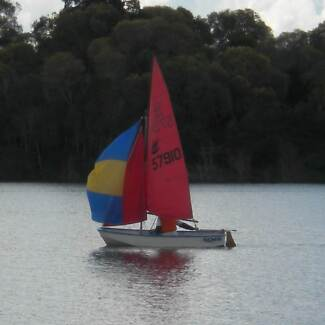 Mirror Sailing Dinghy - Ready to Sail Ferny Grove Brisbane North West Preview