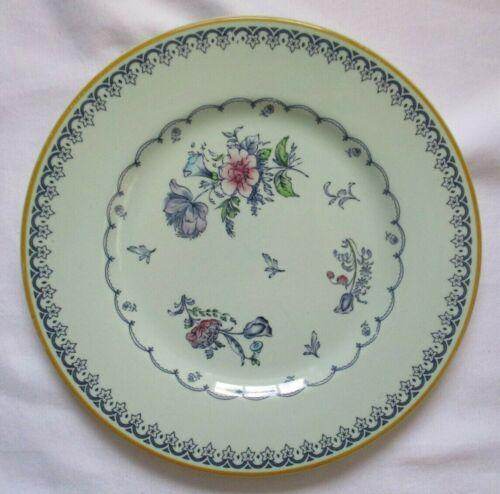 CROWN DEVON LOWESTOFT STYLE S. FIELDING & CO DINNER PLATE - SET OF 8