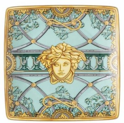 VERSACE MEDUSA ASH TRAY PLATE LUXURY HOME ROSENTHAL NEW in box SALE 1 only
