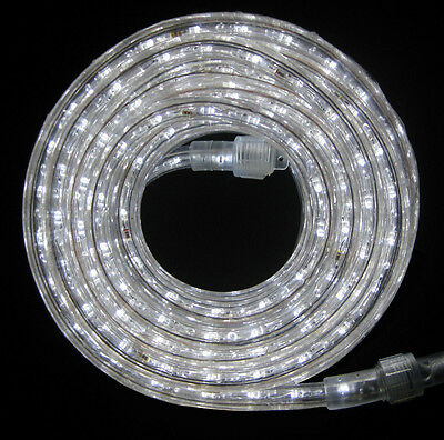 - Flexilight® LED Rope Light Strip 9Ft 120V 2-Wire 1/2