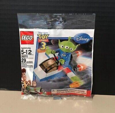 Brand New Sealed LEGO # 30070 Alien Space Ship Disney Toy Story 3