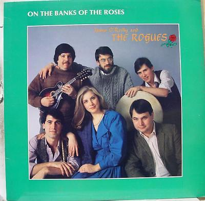 Jamie Oreilly   Rogues On The Banks Of The Roses Lp Mint  Private Chicago Folk