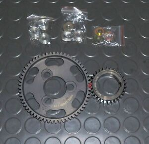 Nockenwellen Räder geradeverzahnt , verstellbar für VW KÄFER Typ 1 PORSCHE 356