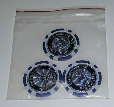 MILLER LITE Poker Chips