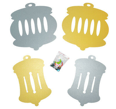 Holiday Party Decorations (Eid or Ramadan Holiday Party Craft Kit (Lantern Decorations)