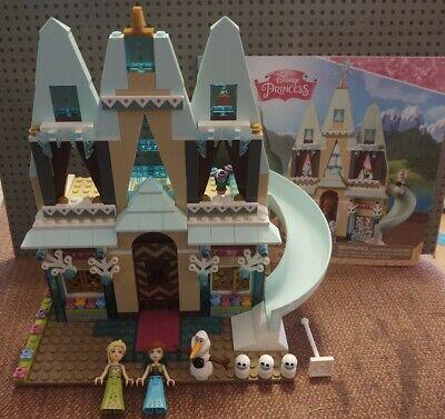 Lego 41068 Not Complete Disney Princess Frozen Castle Anna Elsa Olaf Slide