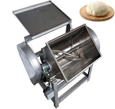 Intsupermai 30qt Commercial 110v Dough Mixer Food Mixing Machine Equipment 1.5kw