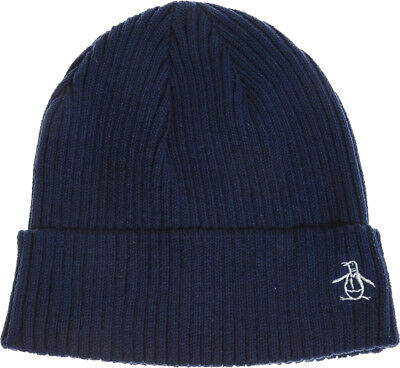Basic Rib Beanie (Original Penguin Basic Rib Beanie Hat -)