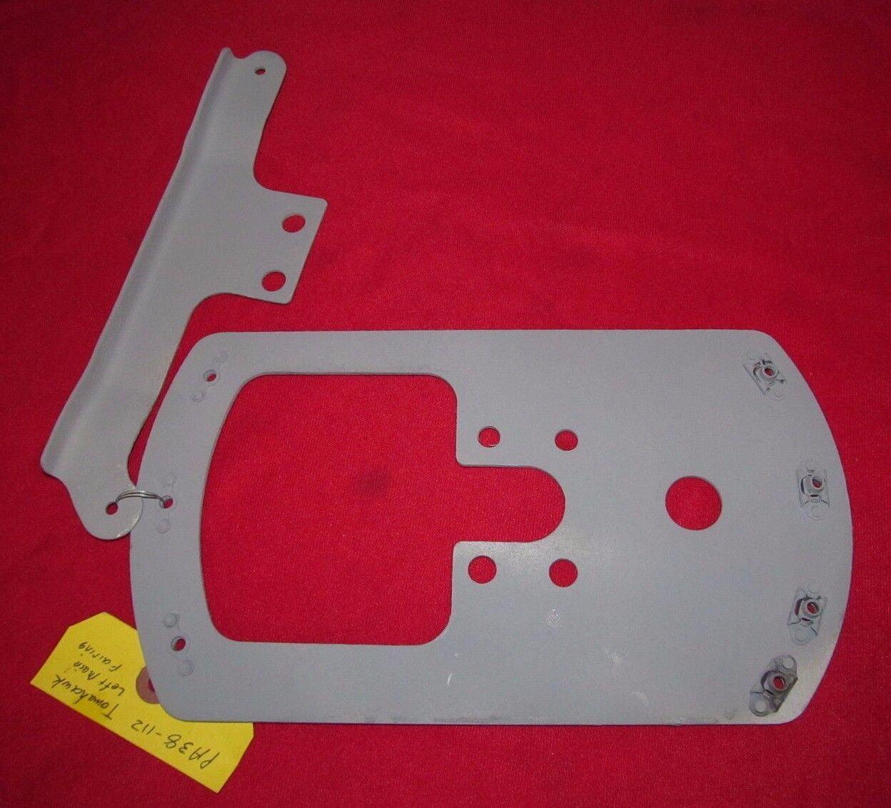 Piper Wheel Fairing Support for LH main 2 pieces.
