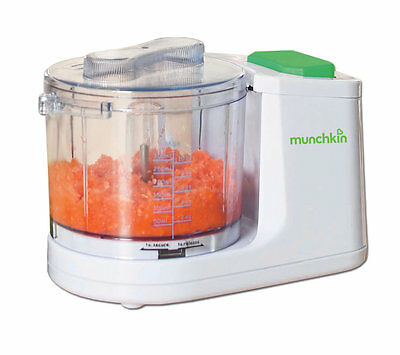 Munchkin Mini Blender For Baby Food - NEW