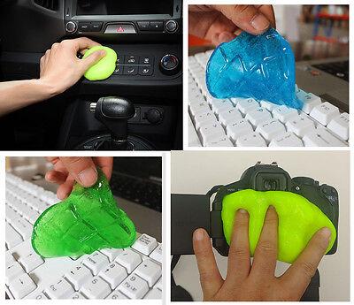 Car Practical Super Adsorption Cleaning Gap Dust Dirt Gel Glue Gum Silica Sticky