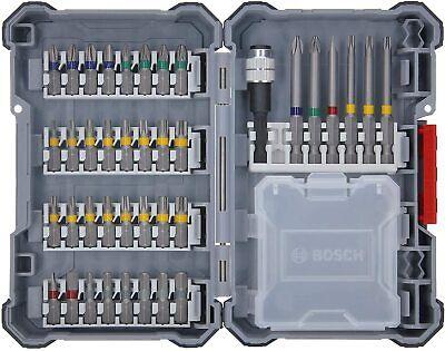 Bosch maletín profesional 40 piezas herramientas puntas Atornillar,portapuntas