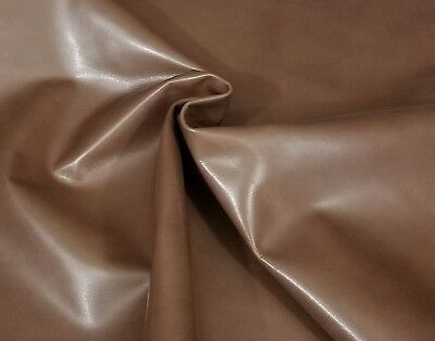 Dusty Brown Goat Skin Leather Hide Appr 2.0sf Crafts Binding Handbag Upholstery  2.0 Leather Chaps
