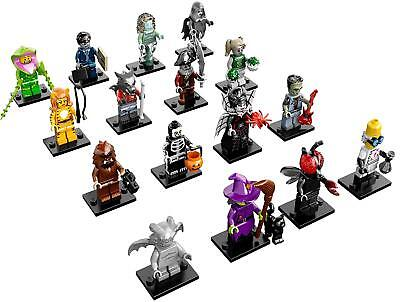 Lego ® 71010 Minifiguren Komplettset Serie 14 Halloween Neu new  ()