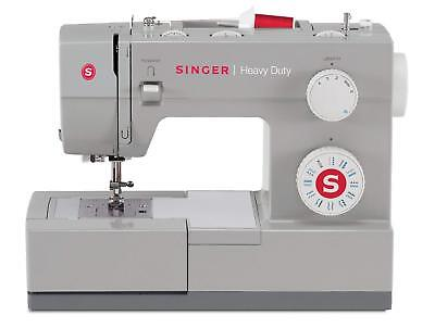 Singer 4423 Heavy Duty Sewing Machine w/ 23 Built-In Stitches & Needle Threader