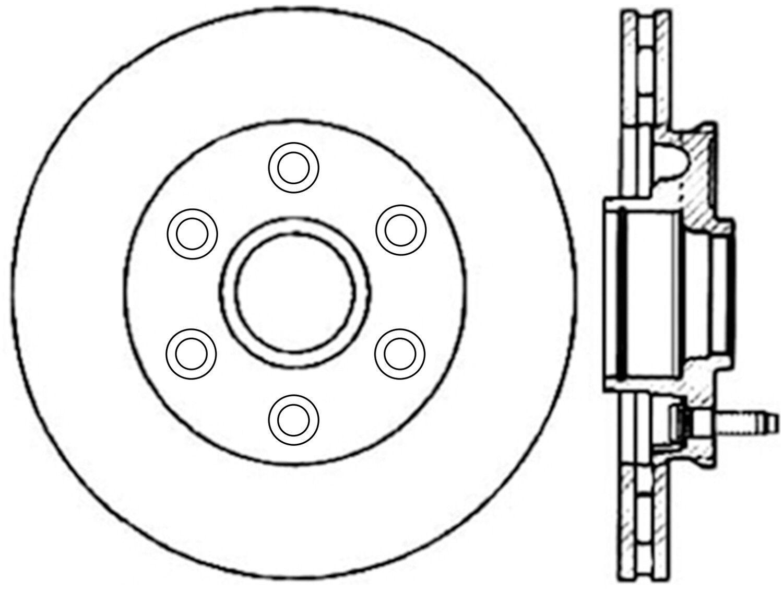 Pro Braking PBF1199-TBL-PUR Front Braided Brake Line Transparent Blue Hose /& Stainless Purple Banjos