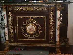 Antique french Louis XV credenza sideboard negotiable