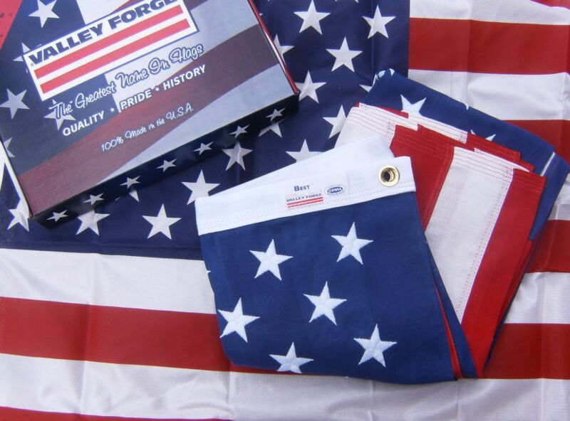 Valley Forge US American Flag 3