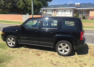 2012 Jeep Patriot Wagon **12 MONTH WARRANTY** West Perth Perth City Area Preview