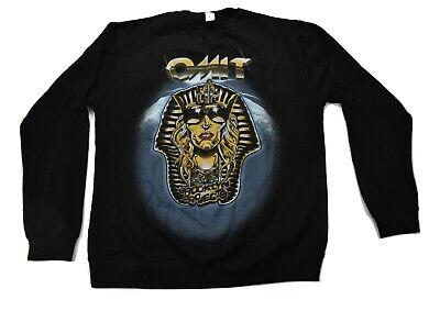 OMIT Apparel Mens Pharaoh Crew Shirt Sweatshirt NWT (Pharaoh Sweatshirt)