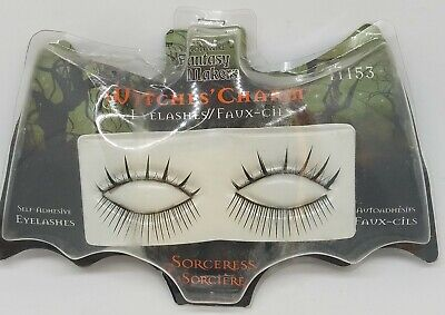 FANTASY MAKERS ~ WITCHES' CHARM ~ 11153 SORCERESS ~ False EYELASHES ~ Halloween - Fantasy Makers Eyelashes