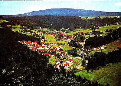 Warmensteinach im Fichtelgebirge , Ansichtskarte 1970 gelaufen