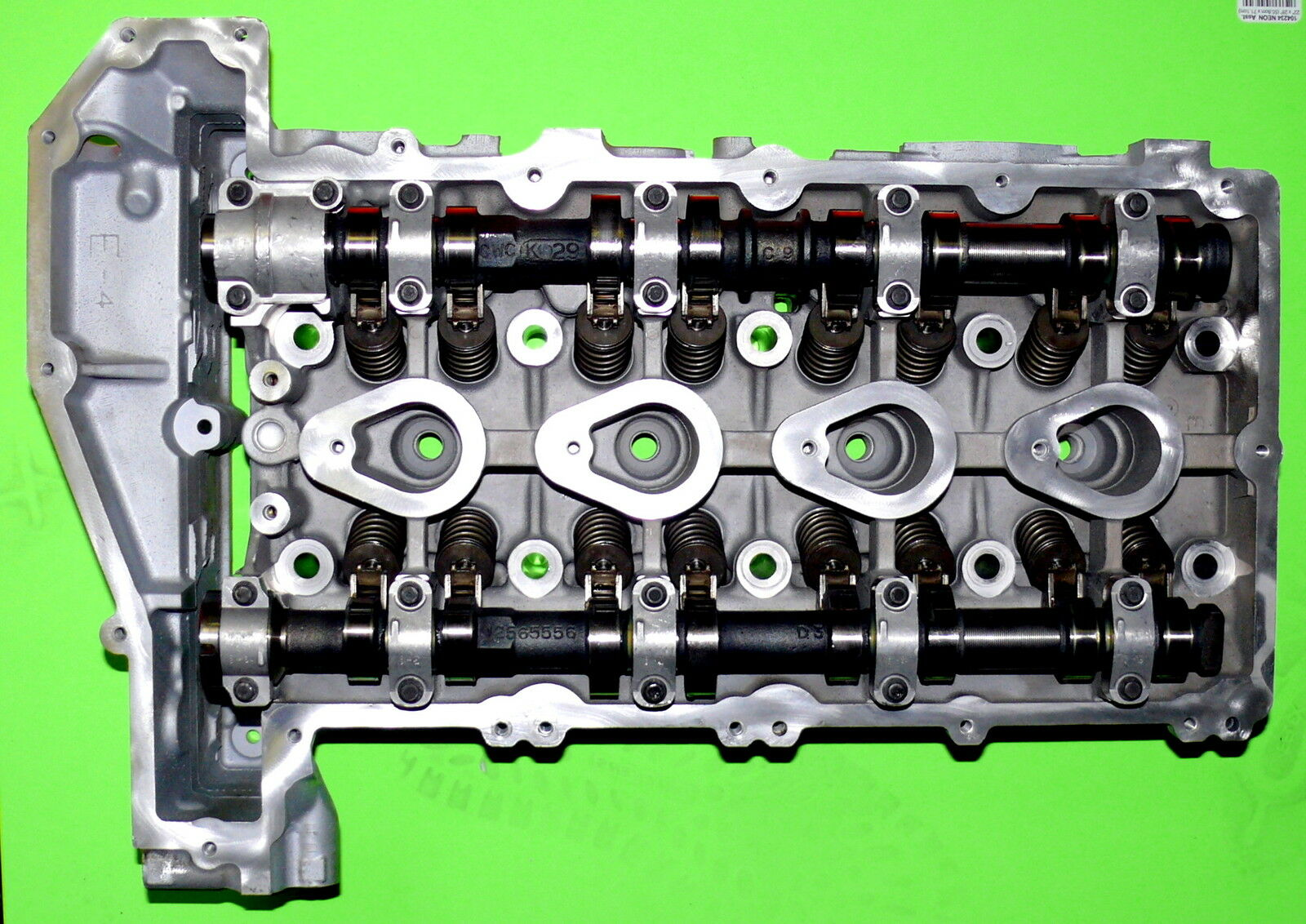 gmc canyon gm chevy colorado isuzu i series 2 8 4 cyl dohc cylinder head 04 06 ebay. Black Bedroom Furniture Sets. Home Design Ideas