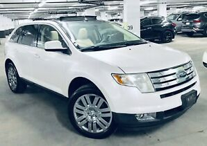 Ford Edge Limited AWD DVD, NAVI, MINT! Certified