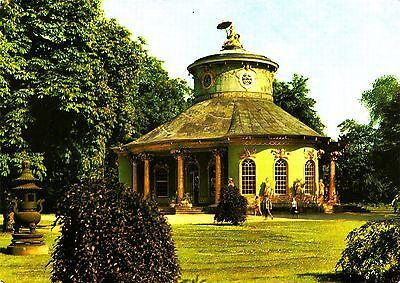 Potsdam- Sanssouci , Chin. Teehaus , Ansichtskarte