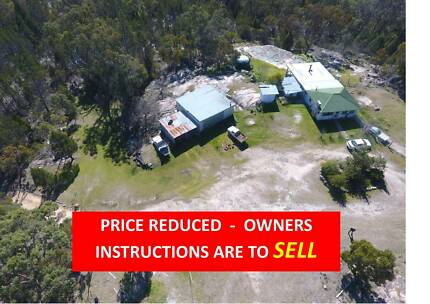 Almost 100 acres + 3 Bedroom home - Not a neighbour in sight