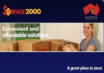 Outside Car/ Trailer Storage at Storage 2000 Croydon Park