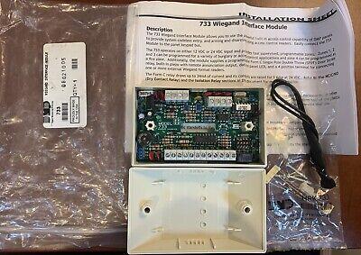 Dmp 733 Wiegand Interface Module