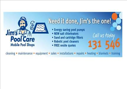 Jim's Pool Care Unley Westbourne Park Mitcham Area Preview