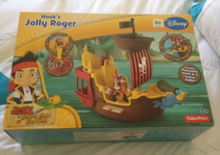 Jake Pirate Talking Toy and Vtech Learn n Go | Toys - Indoor ...