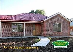 Light, Bright & Functional 'Brand New' Home, Ready To Move In Murray Bridge Murray Bridge Area Preview
