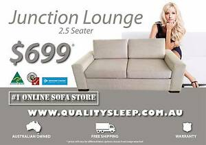 BRAND NEW AUS MADE HIGH QUALITY LOUNGE & SOFA, FREE HOME DELIVERY Carindale Brisbane South East Preview