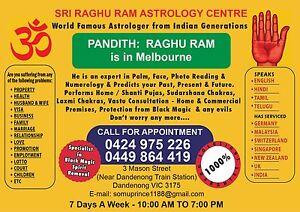 RAGHU  RAM JI INDIAN ASTROLOGY CENTER ..Melbourne, Dandenong Dandenong Greater Dandenong Preview