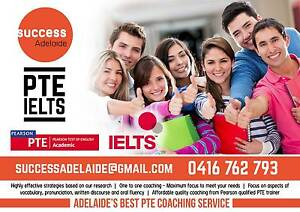 Pearson Test of English (PTE) coaching in Adelaide (all suburbs) Adelaide CBD Adelaide City Preview