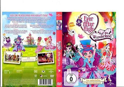 Ever After High - Auf ins Wunderland (2016) DVD 23779 (Ever After High Movie)