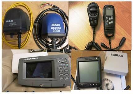 B&G,Raymarine,Simrad Autopilot Compass,Display,Sensors,fittings.. South Yarra Stonnington Area Preview