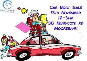 Garage Sale / Car Boot Sale Moorebank Liverpool Area Preview