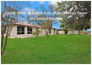 Owners Says Sell Sell Sell  -  4 Glorious  Acres, Bore,  and Sec Lewiston Mallala Area Preview