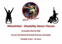 Wheelchair Dance Armadale Armadale Area Preview