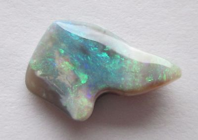 2.36 ct Carved Loose Natural Australian Lightning Ridge Opal Gemstone # TAO 2020
