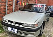 1995 Mitsubishi Lancer, Low Km, Rego till Jan/2018 & RWC Chadstone Monash Area Preview