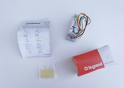 Dual Tech Wall Switch Sensor Wattstopper Legrand Dsw-301-w