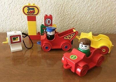 Vintage Lego Duplo Garage/Service Station #2644