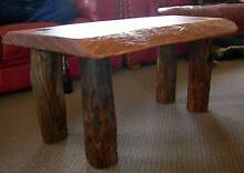 New Coffee Table - Rustic Forest Red Gum Slab Meringandan Toowoomba Surrounds Preview
