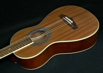 Ibanez PN1MH-NT PARLOR SIZE Compact Acoustic Guitar Sapele Top Nyatoh Back Sides