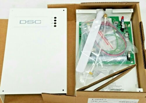 DSC LE4010-AT AT&T LTE Cellular Wireless Alarm Communicator New